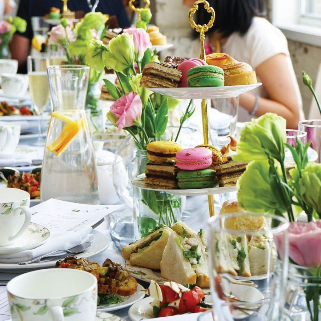 Grab your girlfriends for High Tea at Planar Darling Harbour
