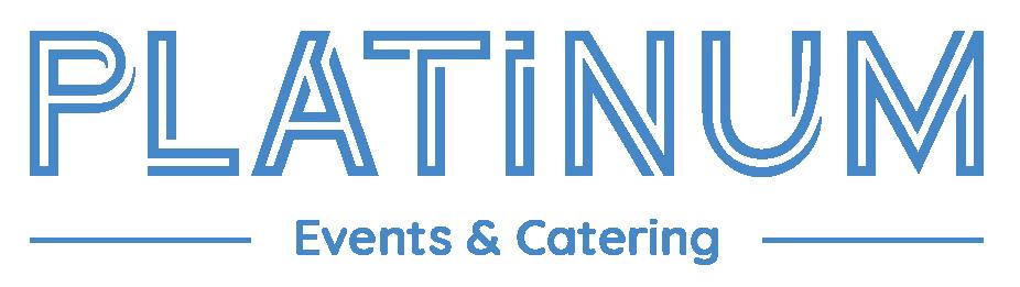 platinum event catering rectangle