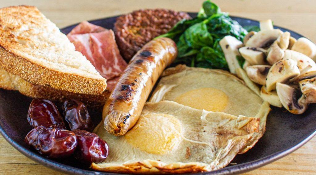 Try Planar's Vegan Menu